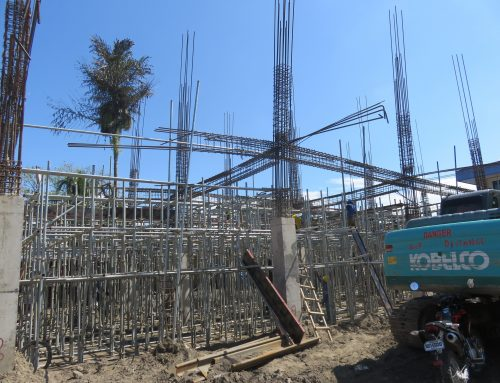 Construction of Three (3) – Storey Provincial Capitol Building Complex (Left Wing)