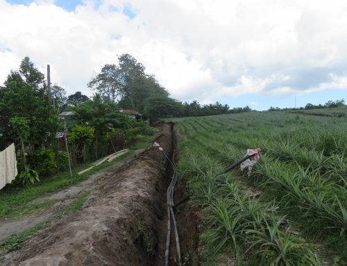 Construction of Level II Water Supply at Brgy. Kablon
